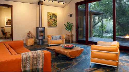 Bold Colors in Homes