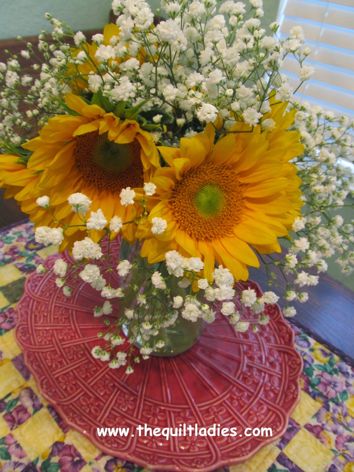Sun Flower Beth Ann Strub (c) All Rights Reserved