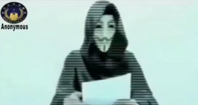 Hacker 'Anonymous Malaysia' Ancam 'Perang' Terhadap Kerajaan