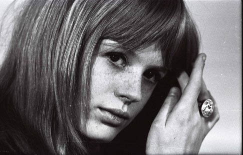Marianne faithful nude the girl on a motorcycle 1968 - 3 part 6