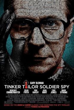 Gã Thợ Hàn, Thợ May, Tên Lính, Kẻ Gián Điệp - Tinker Tailor Soldier Spy (2011) Poster
