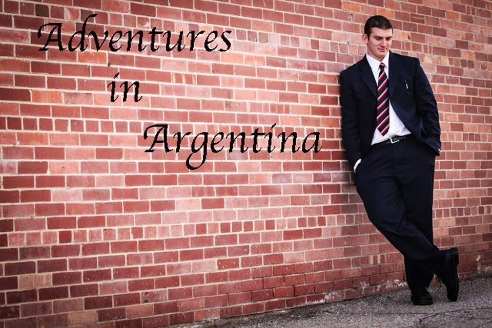 Adventures in Argentina