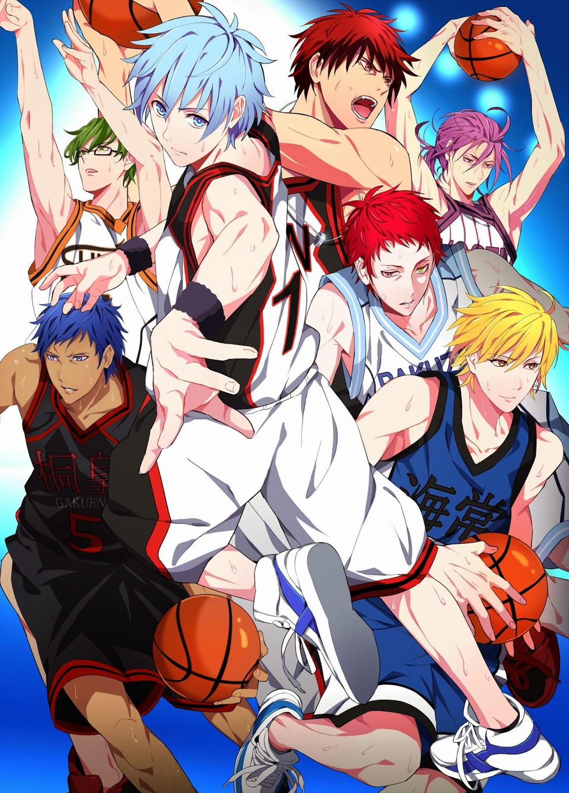 Kuroko no basket season 3 release date