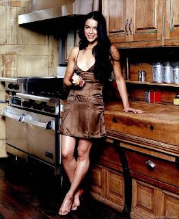 Michelle Rodriguez legs