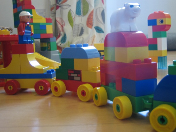 Duplo - Our Handmade Home