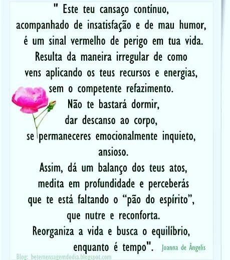 Famosos Espiritismo Brasil: Mensagem Espírita - motivacional,ansiedade  UJ71