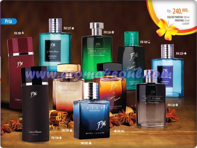 Parfum Organik FM