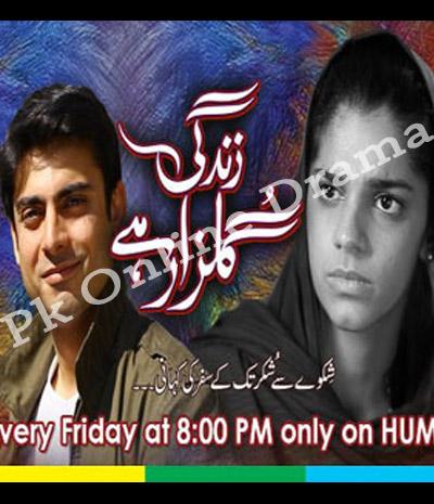 Zindagi Gulzar Hai Episode 16 – 15th March 2013 | PK ONLINE DRAMA