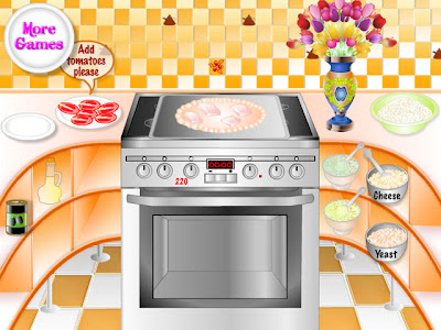 Palatable Pizza Recipe Game 1.0 Screenshot