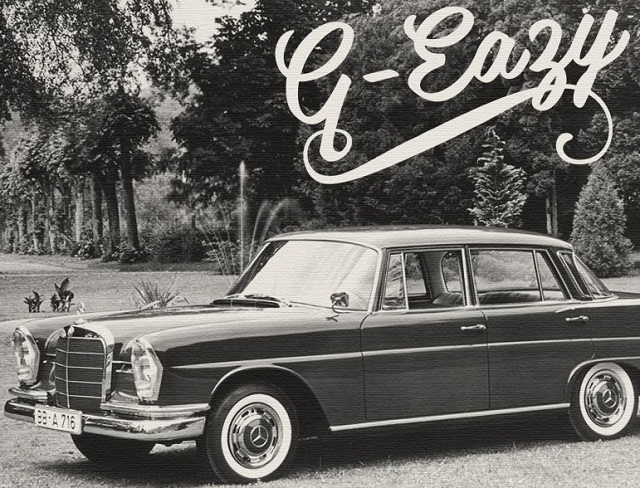 "G eazy G Eazy   ""Mercedes Benz"" (MP3 Download)"