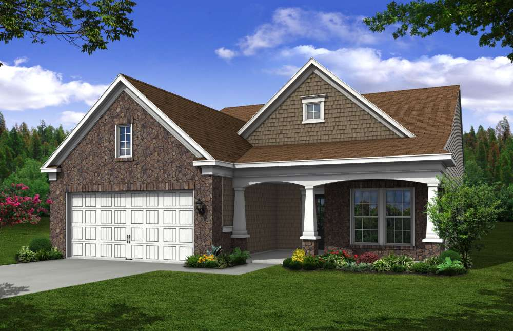 Brick driveway image brick design vinyl siding Vinyl siding house plans
