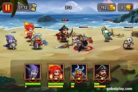 Free Download Heroes Charge
