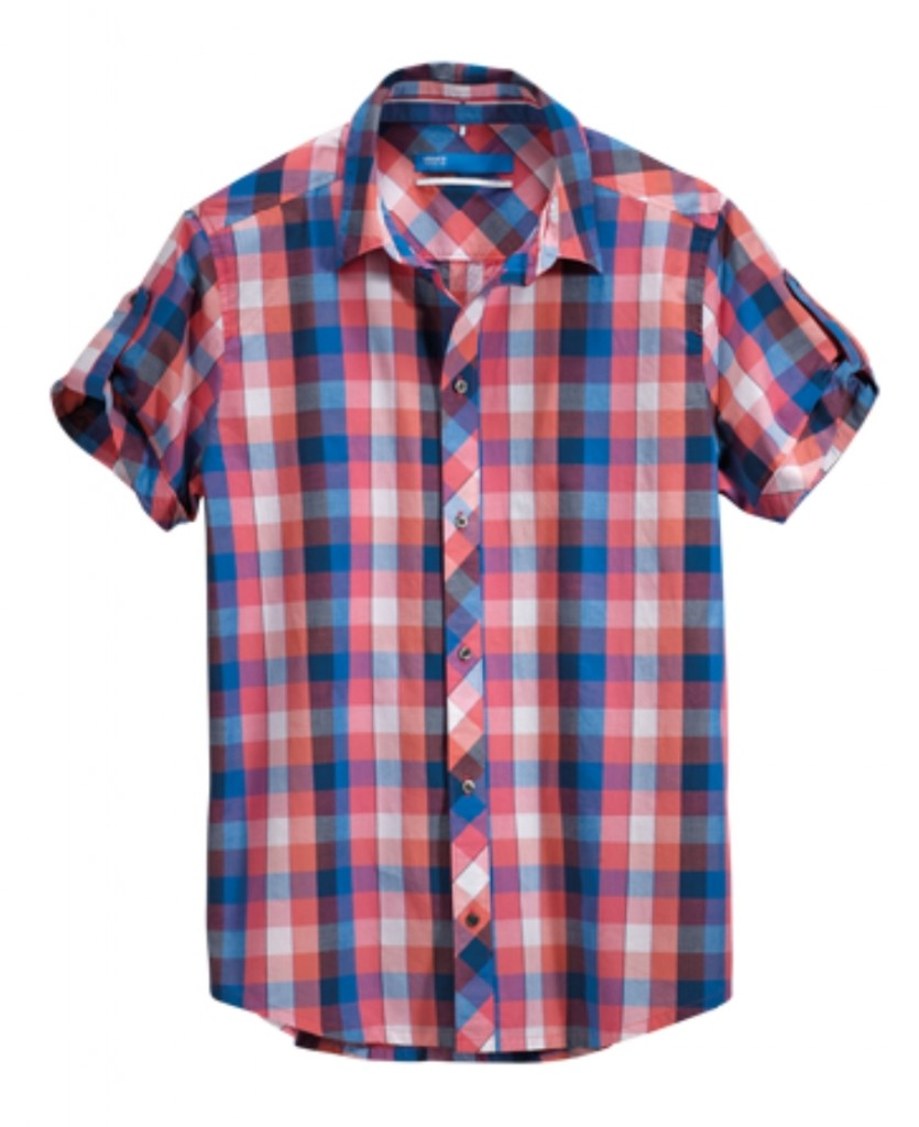 imagenes de camisas manga corta - imagenes de camisas | Camisa Manga Corta Lucky Star Blanca Coppel