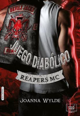 LIBRO - Juego diabólico  Serie: Reapers MC #3  Joanna Wylde (Libros de Seda - 2 Julio 2015)  NOVELA ROMANTICA | Edición papel & ebook kindle  Comprar en Amazon