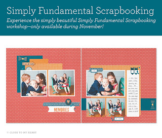 Simply Fundamental Scrapbook Bundle