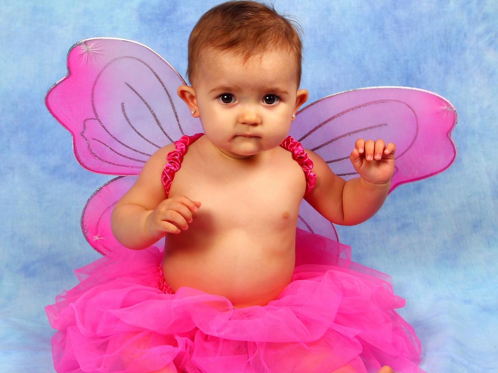 galaxy pics: cute baby girl wallpapers