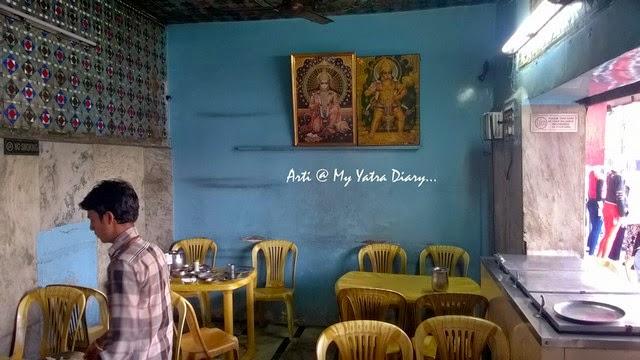 Hanuman Dhaba hotel in Jaipur