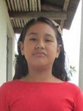 Jhojaira - Peru (PE-538), Age 12