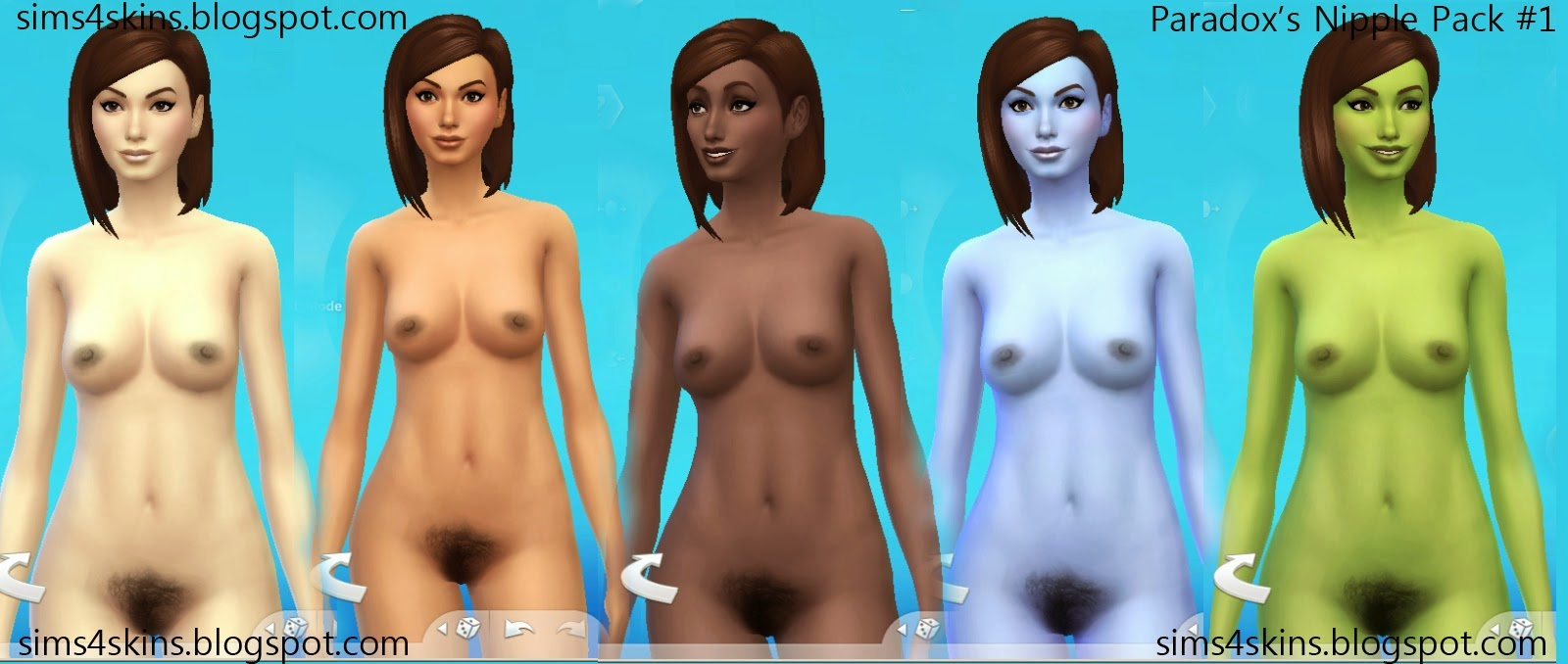 Nude skins for the sims sex thumbs