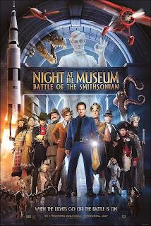 Ver online:Una Noche en el museo 2 (Night at the Museum 2: Escape From the Smithsonian) 2009
