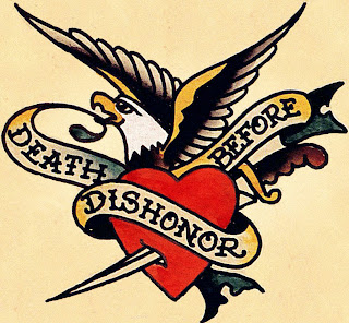 sailor jerry flash eagle  Burning Miles of Sin!