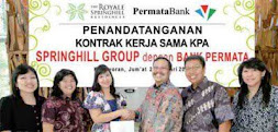 Partnership with Bank Permata