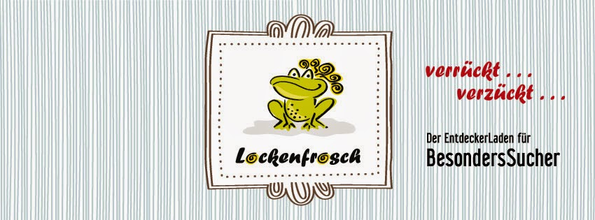 Lockenfrosch