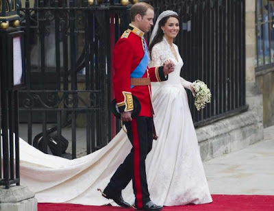 the marriage of prince william and kate middleton