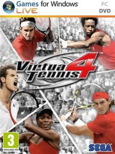 Download virtua tennis 4 for pc Full Version