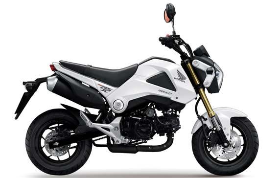 Meski Honda punya sejarah menghasilkan banyak motor sport kecil untuk  title=