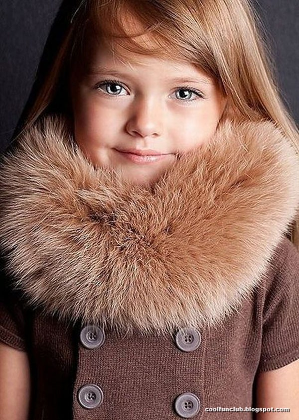4 Year Old Model