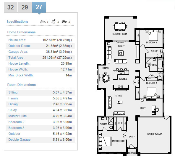 Project - Build A House: Floor Plans & Facades - Take One