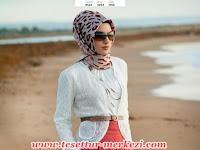 Armine Tesettür 2012 ilkbahar Yaz