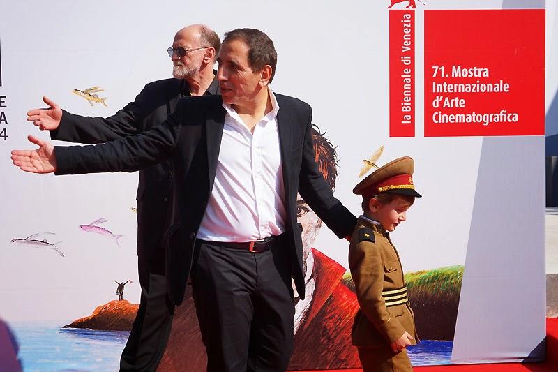 Mohsen Makhmalbaf, Dachi Orvelashvili, Misha Gomiashvili