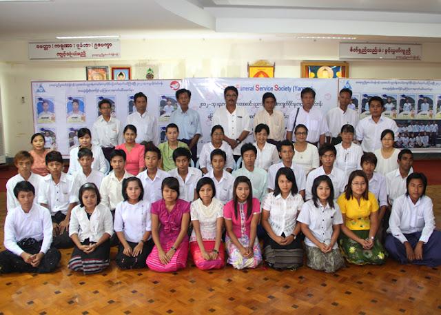 Kyaw Thu – FFSS Yangon Activity,