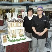 Gingerbread Ormiston 2013