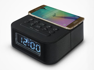 VolNow BT Clock and Charger