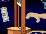 لعبة قطع اليد علي مليون دولار