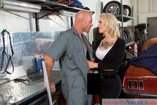 Kleio Valentien - Naughty Office