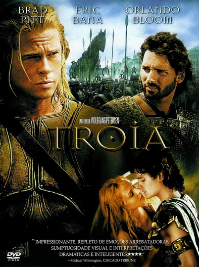 Tróia – Dublado