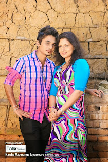 Pre-Wedding Shoot of Ishara Sandamini & Kasun Madhusanka