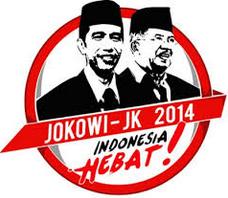 Capres Nomor 2 Joko Widodo - Jusuf Kalla