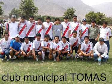 CLUB MUNICIPAL TOMAS 1ra CAT 2010