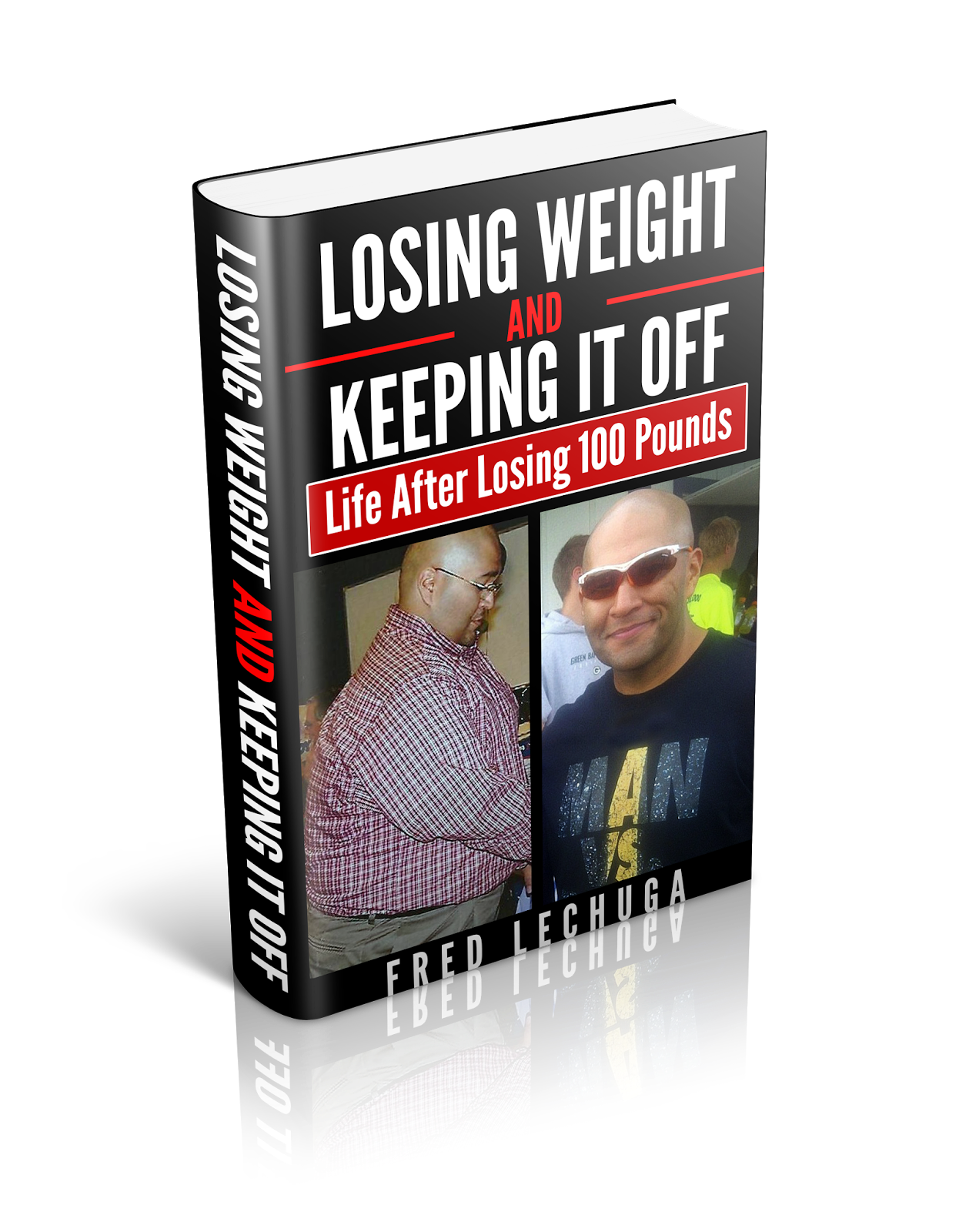 best way to lose 100 pounds book