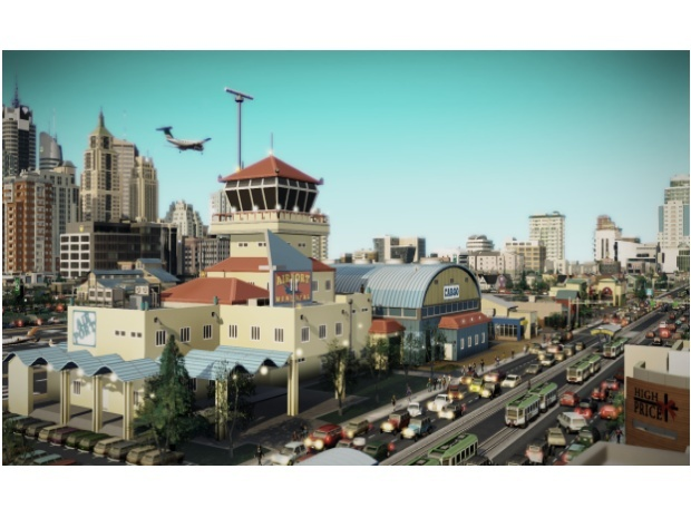 The new SimCity arrives on Mac