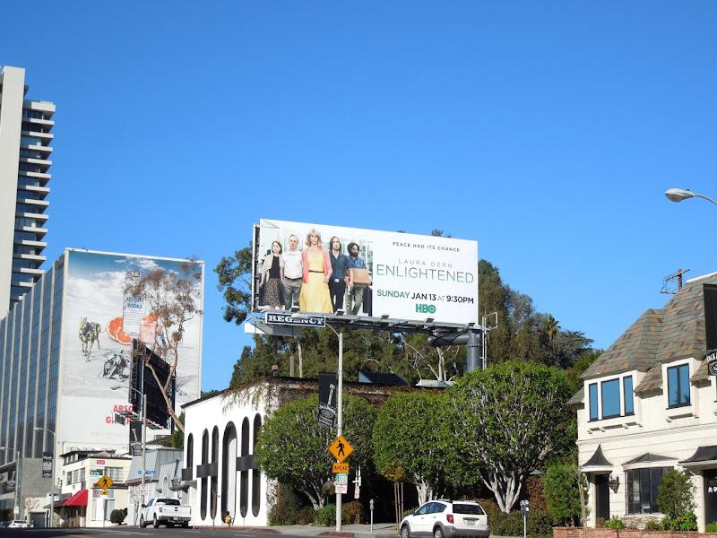 Enlightened season 2 billboard