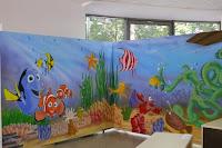 Malowanie obrazu ściennego, aranżacja pokoju dziecięcego, Wrocław