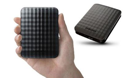 Samsung M3 Portable 4TB