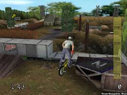 Free Download Games Dave Mirra Freestyle BMX PS1 Full Version