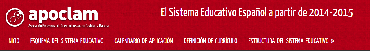 Sistema Educativo LOGSE